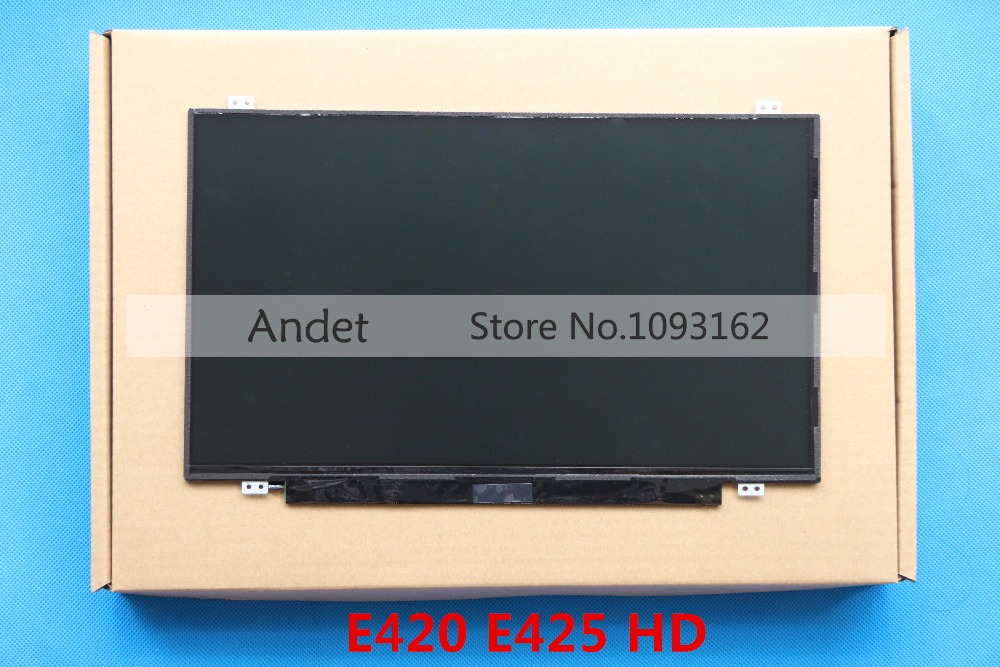 где купить New Original Lenovo ThinkPad Edge E420 E425 14.0 HD LCD LED Screen дешево