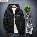 Ma1 Bomber Jacket Men 2016 New Bomber Jacket for Pilot Flight Jacket Bombers Men Baseball Coats Military Black Plus Size M-XXXL