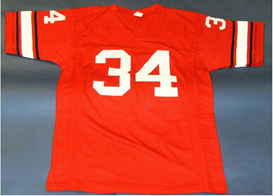 huge discount 447e2 c139e Herschel Walker Jersey Georgia Bulldogs #34 Men's Embroidery ...