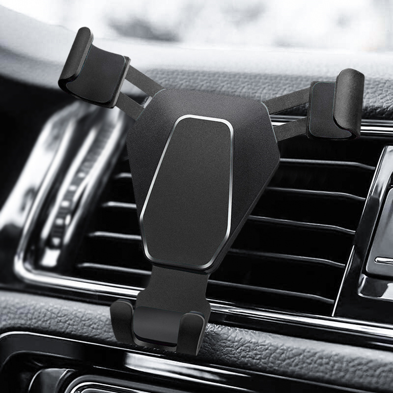 Automatic Air Vent In Car Mobile Phone Holder Stand For IPhone 6 7 8 X XR Huawei Mate 10 Lite Samsung Xiaomi Samrtphone Bracket