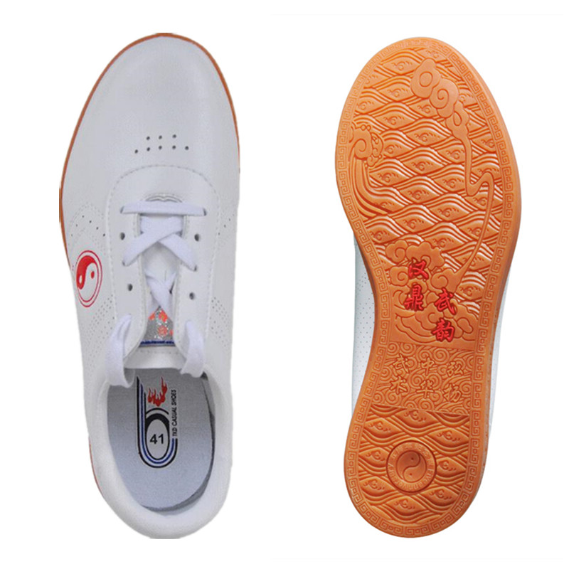 High quality Tai Chi Shoes Chinese Kung Fu Wing Chun Shoes training Martial Arts sneaker karate fitness Shoes Tai ji Performance
