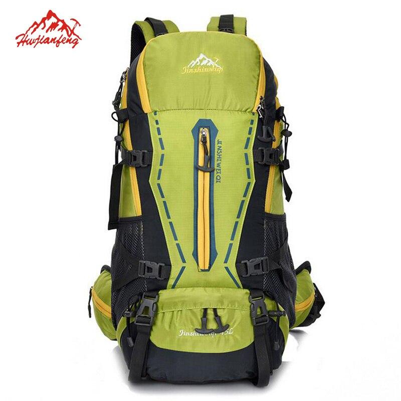 13fc452393 Men s Women s Pro Hiking Backpacks mochilas Outdoor Sport Bags ...