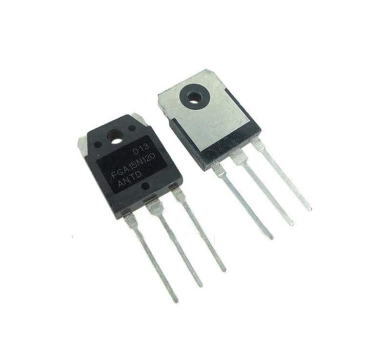 1PCS FGA15N120ANTD TO3P FGA15N120 TO-247 15N120 15N120ANTD New And Original IC