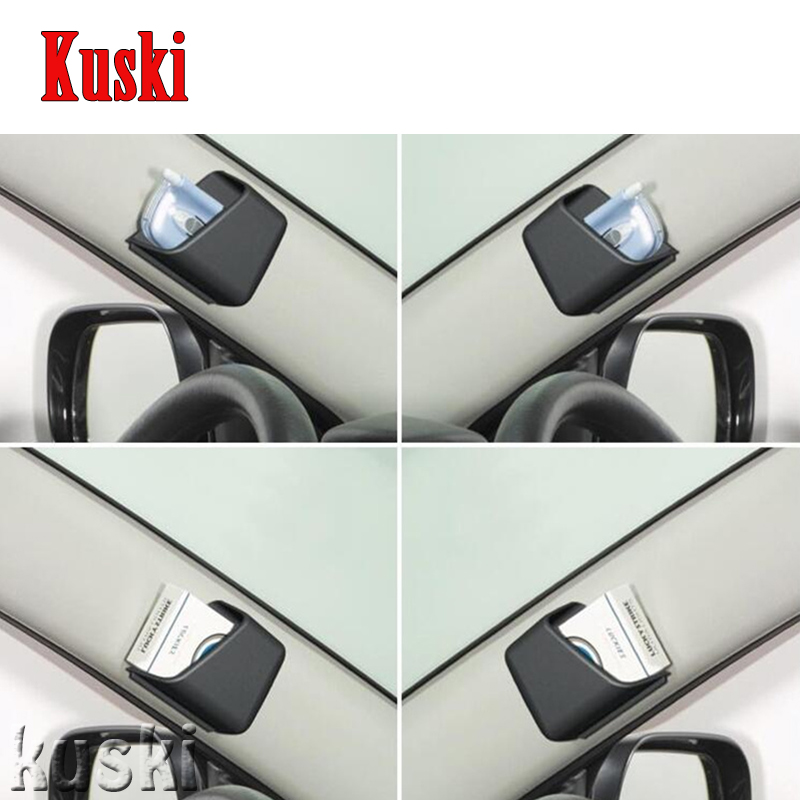 Car Carrying Box Stickers For Ford Focus 2 3 1 Fiesta Mondeo Kuga Ecosport Volvo XC90 XC60 S90 S60 V70 S40 V40 V70 V60 Accessory