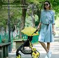 mamas papas armadillo design cool baby stroller BABZEN YOYO pram smart poussette minions cart