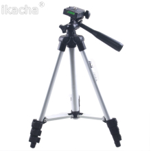 WT-3110A Portable Camera Tripod Stand Holder 3-Way Head + Carrying Bag For Canon Nikon Sony DSLR DV