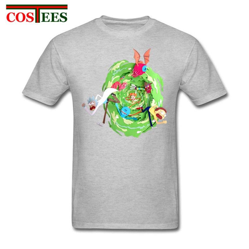 Pickle Grandpa Sanchez Funny Cartoon Shirt Unisex Kids Teen Tee Youth T-Shirt