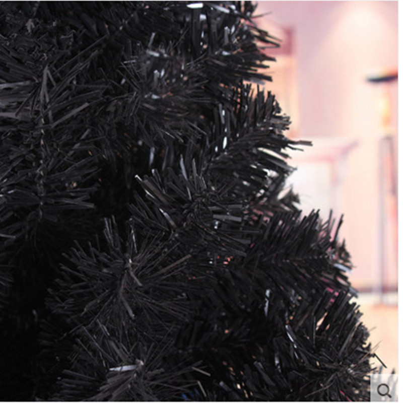 24 m 240cm black christmas tree decorated christmas gift packages christmas tree decorations christmas gifts in christmas from home garden on