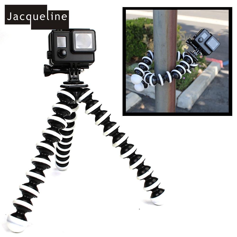 Jacqueline til Tilbehør Outdoor Bundle Kit Set til Gopro Hero HD 6 5 - Kamera og foto - Foto 2