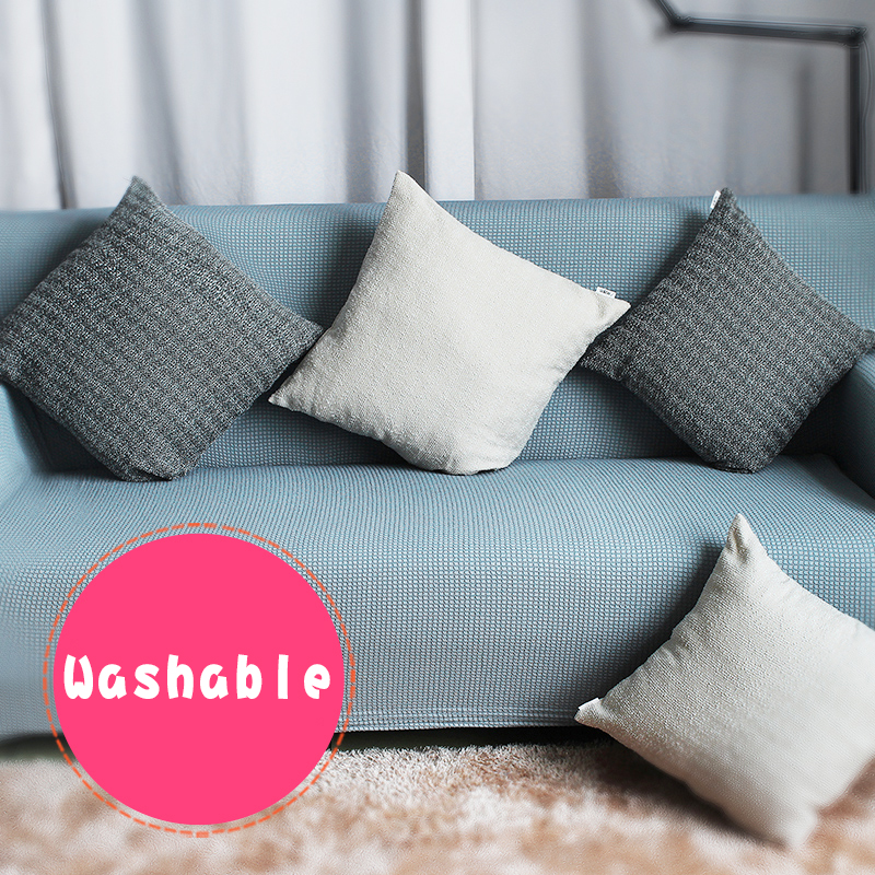 pillowcase pattern pillowcase cotton linen printed 18x18 inches 35x35cm 40x40cm 45x45cm 50x50cm. Black Bedroom Furniture Sets. Home Design Ideas