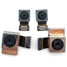 Novo para asus zenfone 3 ze552kl ze520kl z012da z017da frente traseira câmera módulo flex cabo fita peças de reposição