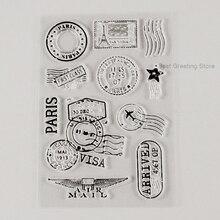 Sellos de correo aéreo vintage sellos de sellos
