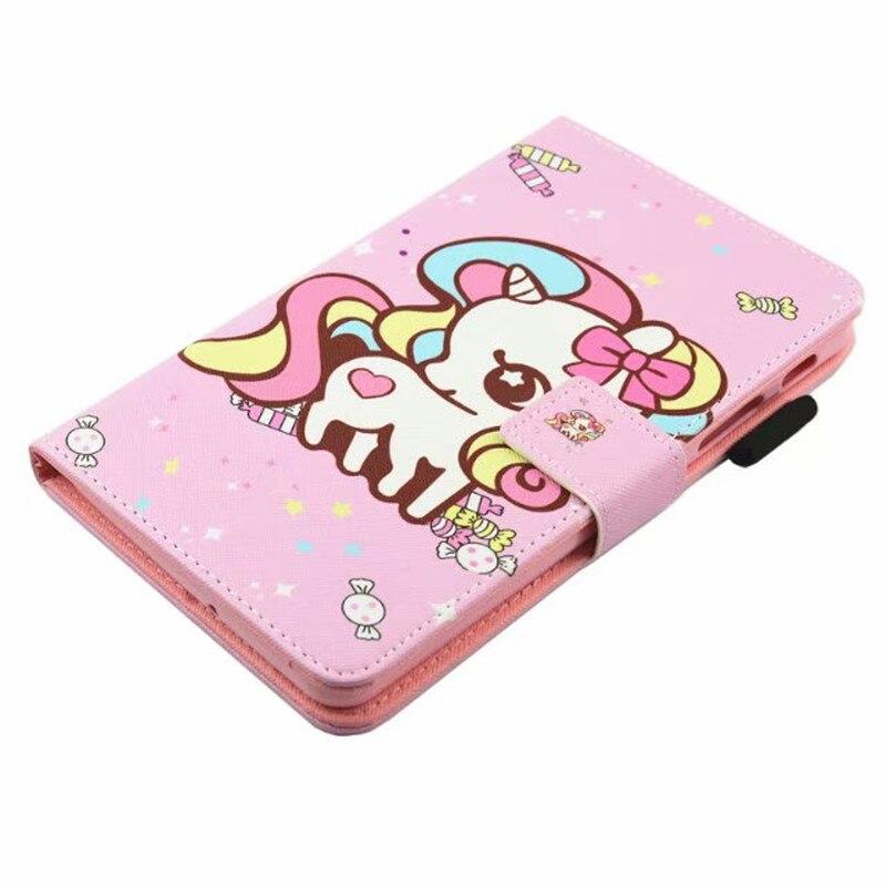 Новый чехол Tab A6 7,0 для Samsung Galaxy Tab A 7,0 T280 T285, чехол с откидной крышкой и модным рисунком для планшета, Модный чехол-книжка с рисунком, чехол-книжка, чехол для SM-T280-3