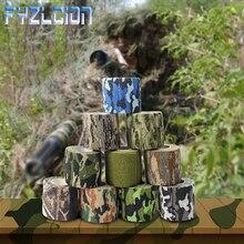 4,5 Cm * 5M Jagd Band Camouflage Stealth Camping Jagd Schießen Werkzeug Serie Von Wasserdicht vlies Band gemischt Klebstoff Camo Tap