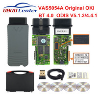 2019 VAS 5054A Full Chip OKI Car Diagnostic Scanner VAS5054A ODIS V5.1.3 V4.4.3 Bluetooth VAS 5054 OKI ODIS 5.1.3 UDS Interface