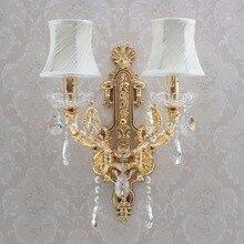 Золото бра Ванная комната бра зеркало свет для Ванная комната промышленных настенный светильник классические настенные светильники Спальня освещения золото Настенные светильники золото Настенный светильник