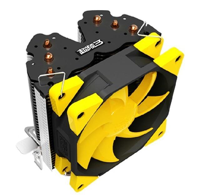 S97 amd cpu fan cpu heatsink 775 1155 1156 1366 2011 AM2 AM2+ AM3 FM1 radiator fan mute