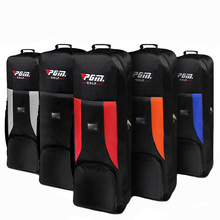 PGM Golf Aviation Bag Thickened Double-deck Aircraft With Pulley Golf Bag A4762