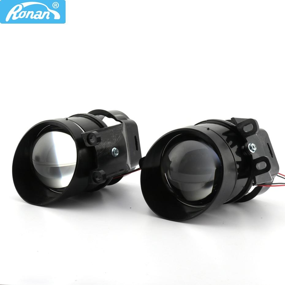 RONAN 3.0inch Voor Camry Le-xus 350 G2 type bi xenon Mistlamp Waterdicht projector lens D2S D2H h11 Lampen