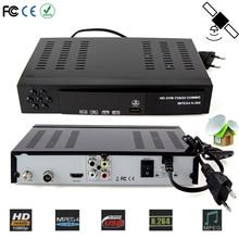 Hot sale Digital Terrestrial Satellite TV Receiver Combo tv Box dvb-t2 dvb s2 HD 1080P H.264 / MPEG-2/4 TV Tuner for Russia