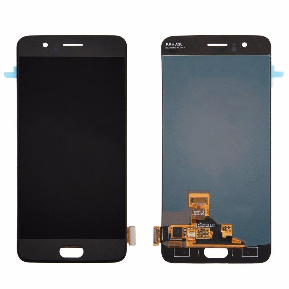 OnePlus 5 LCD Ekran ve Digitizer Tam MeclisiOnePlus 5 LCD Ekran ve Digitizer Tam Meclisi