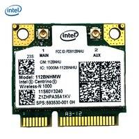 Intel Centrino Wireless N 1000 112BNHMW Network Card 300Mbps 802 11 B G N 2 4GHz