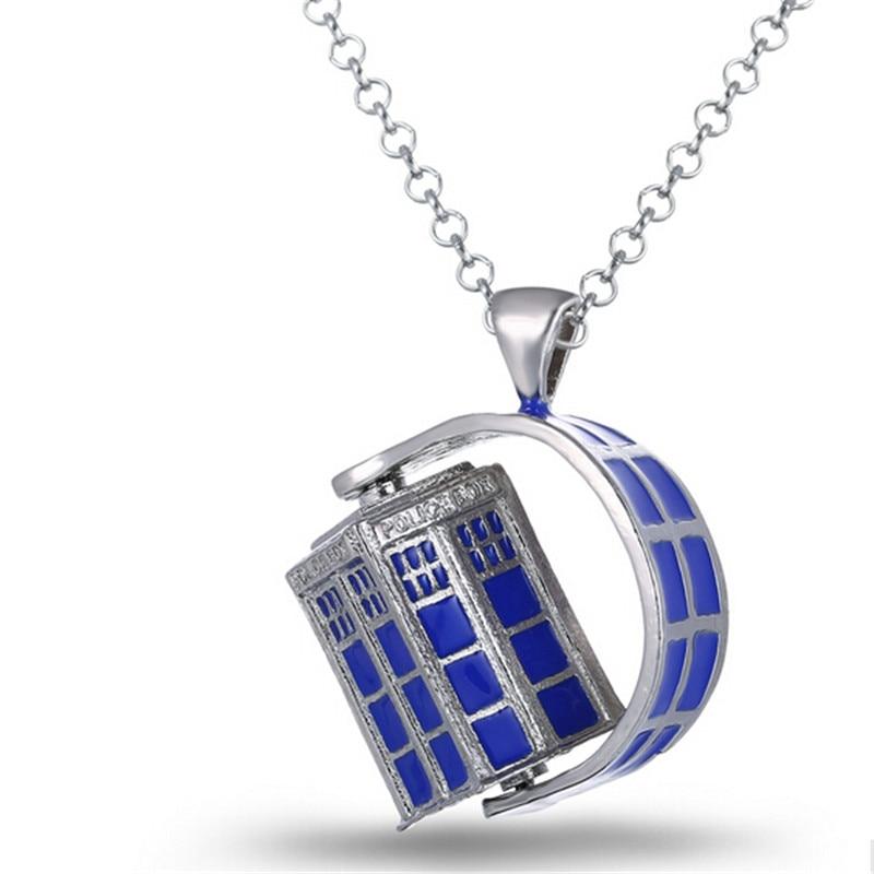 HSIC 10pcs/lot Wholesale Dr Doctor Who Dalek Necklace Vintags