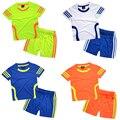 Barcelona camiseta voetbal tenue muchacho 2017 niños chelsea camiseta de fútbol equipaciones de futbol 2016 niños maillot de fútbol