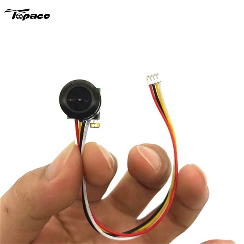 Hot Sale! Mini 1200TVL 1.8mm M12 150 Degree HD Super Wide Angle PAL / NTSC FPV Camera for RC Racing Drone Quadcopter Helicopter image