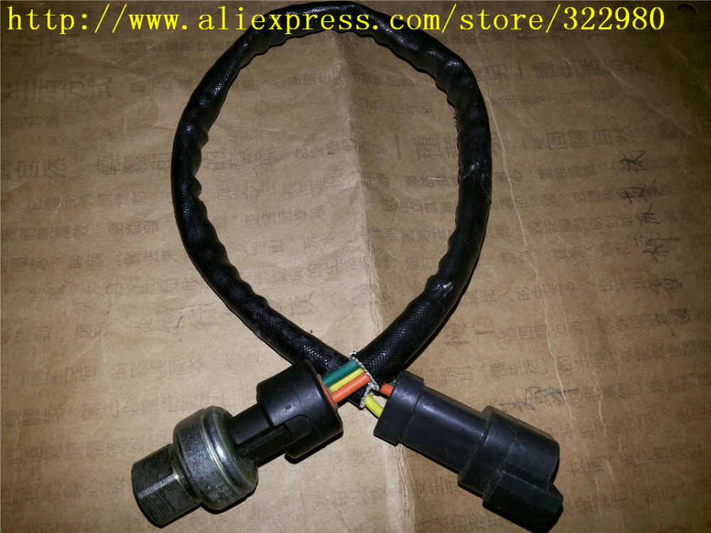 US 160 0 New Genuine Part Oil Pressure Sensor For Caterpillar 194 6723 In Pressure Sensor From Automobiles Motorcycles On Alibaba