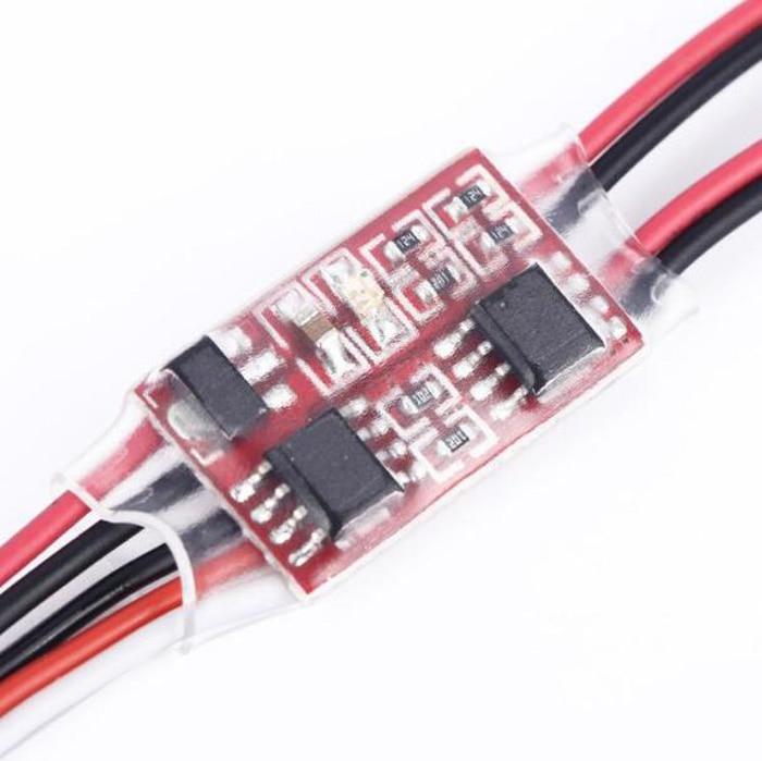 RC Modèle avion la navigation de nuit LED lampe projecteur stroboscopique interrupteur/lampe contrôleur pour avion RC FPV quadcopter drone pièces
