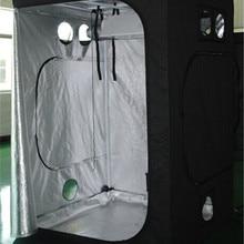 Сельское хозяйство палатка 100*100*200 см 600* 300D гидропонной теплицы привело светать расти палатки box для сельское хозяйство