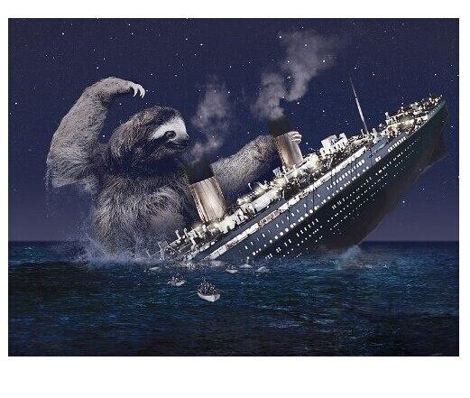 Titanic Wallpaper: Zilla Images Wallpaper