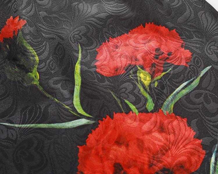 Mädchen Baumwolle Kleid Nelken Floral Marke All Season Prinzessin - Kinderkleidung - Foto 2