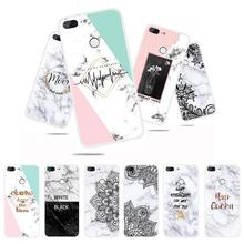 Marble Flower letter Phone Case For huawei honor 9 Lite Soft TPU Back Cover For huawei honor 9 Silicone Cases Coque shell marble flower letter phone case for huawei honor 9 lite soft tpu back cover for huawei honor 9 silicone cases coque shell