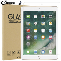 Qosea For Apple IPad Pro 10 5 Tempered 9H Glass 2 5D Arc Clear Scratch Resistant