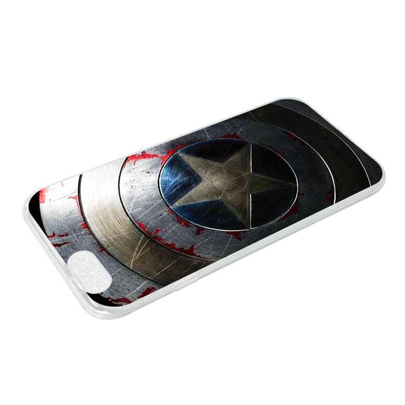 Mutouniao Avengers projekt-1 futerał silikonowy etui na Xiaomi czerwony mi uwaga 5 mi mi x Max 2 5X6 6X A1 A2 8 SE 6A S2 Y2 Pro Pocophone F1
