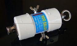 DYKB 1:1 HF Balun Wasserdicht für 160 m-6 m Band (1,8-50 MHz) 500W für Kurzwellen antenne balun Kurze welle