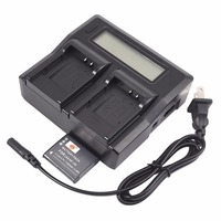 DSTE NP 150 Battery with 1.5A Dual USB Battery Charger for Casio EX TR350 EX TR300 EX TR15 EX TR10 EX TR700