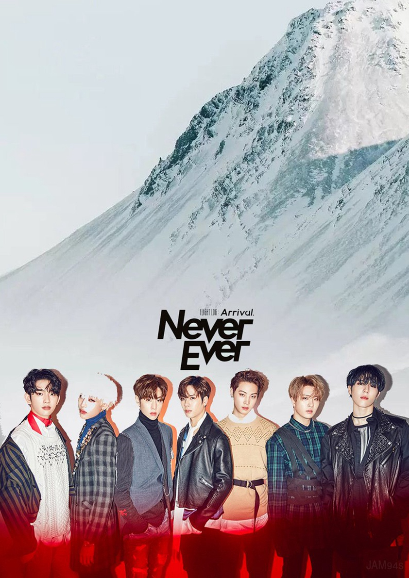 Home & Garden Kpop Got7 Poster Eyes On Yo Self White Coated Got 7 Posters Home Decor Living Room Decoration Art Wall Stickers Gift B4 Wall Stickers