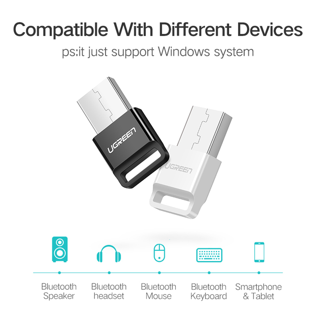 Ugreen Wireless USB Bluetooth Adapter V4.0