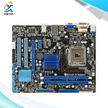 For Asus P5G41-M LE Original Used Desktop Motherboard For Intel G41 Socket LGA 775 For DDR2 8G SATA2 USB2.0 uATX