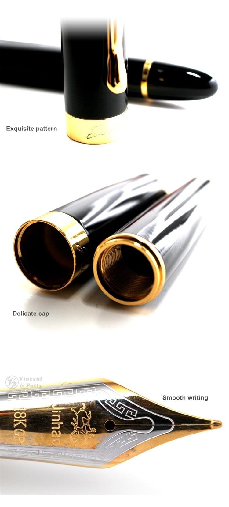 Jinhao Ouro 450 item de Papelaria Escritório escola suprimentos DB293
