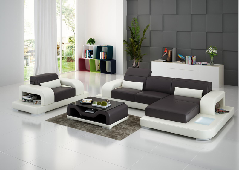 US $1496.0 |Modern living room furniture sofa sofa sectional sets-in Living  Room Sofas from Furniture on AliExpress