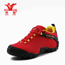 athletic shoes wearproof hiking women anti-skid breathable women sport outdoor shoes,Comfortable Walking Shoes  woman Outdoor
