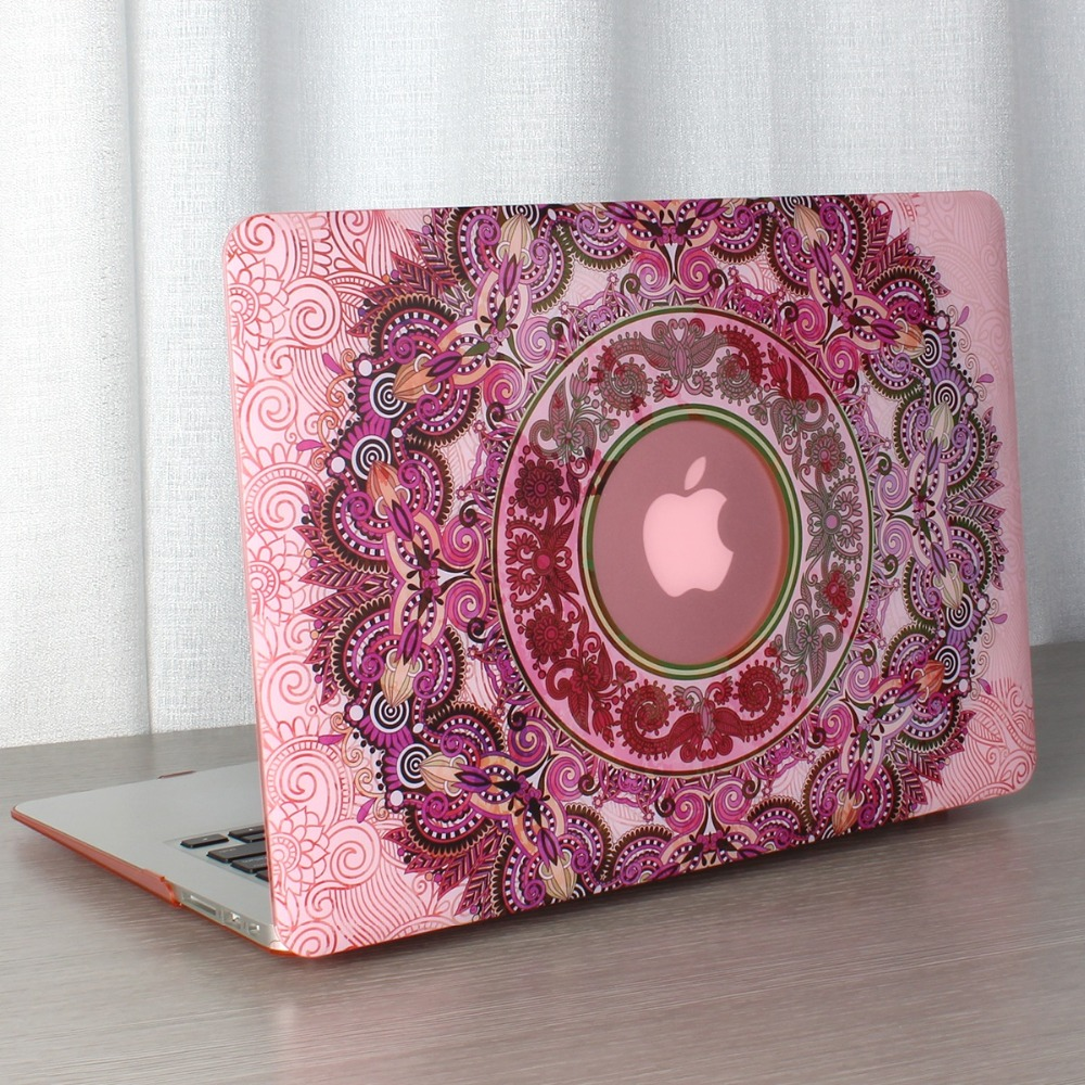 Mandala Print Case for MacBook 70