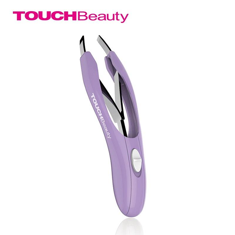 Aliexpress Com Buy Touchbeauty Eyebrow Tweezers With Led