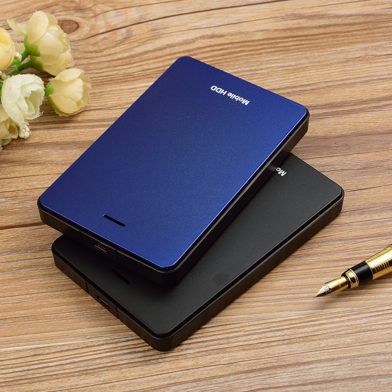 "External Hard Drive 80GB 120GB 160GB 250GB 320GB 500GB 640GB USB2.0 HDD 2.5"" Desktop Laptop Mobile Hard Drive Disk"