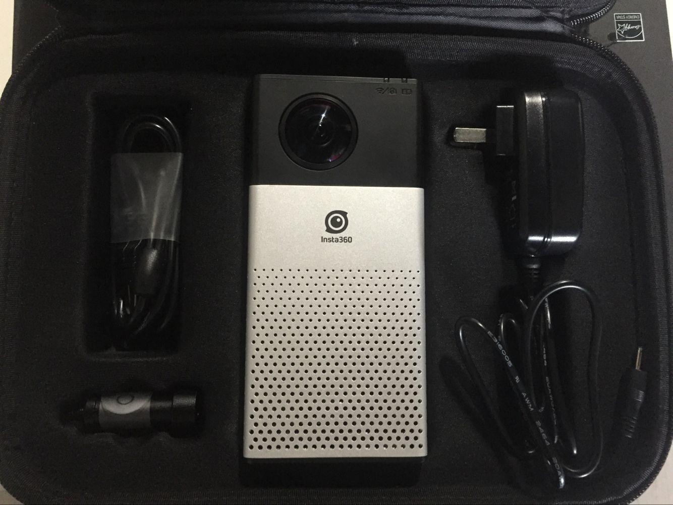 Professional Insta360 Lightweight Compact Mini Panoramic Panorama Camera 4K HD Dual-len Panorama CD50