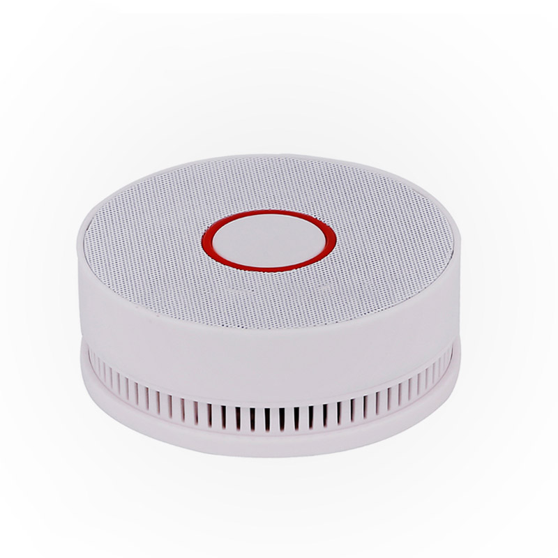 High Quality Independent Alarm Smoke Fire Sensitive Detector Home Security Wireless Alarm Smoke Detector Sensor Fire Equipment